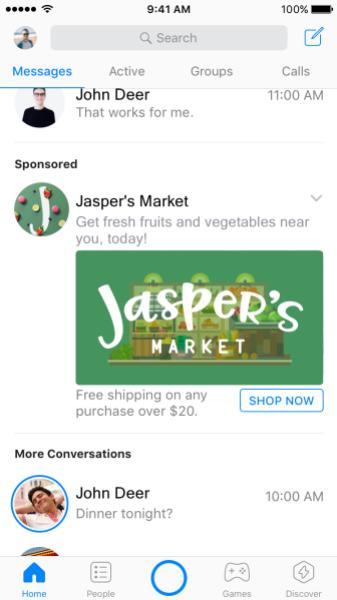 jaspers-messenger-ad