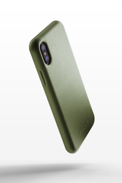 Full-leather-case-for-iPhone-X-Olive-02