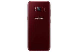Galaxy-S8_002_Back_Burgundy
