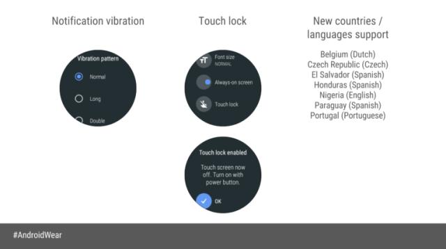 Android Wear dapatkan Update Oreo