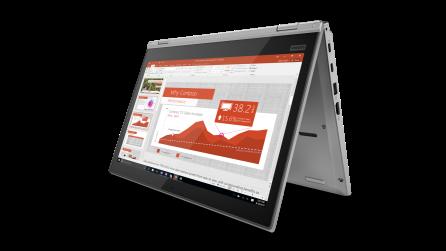 ThinkPad L380 Yoga Silver 4
