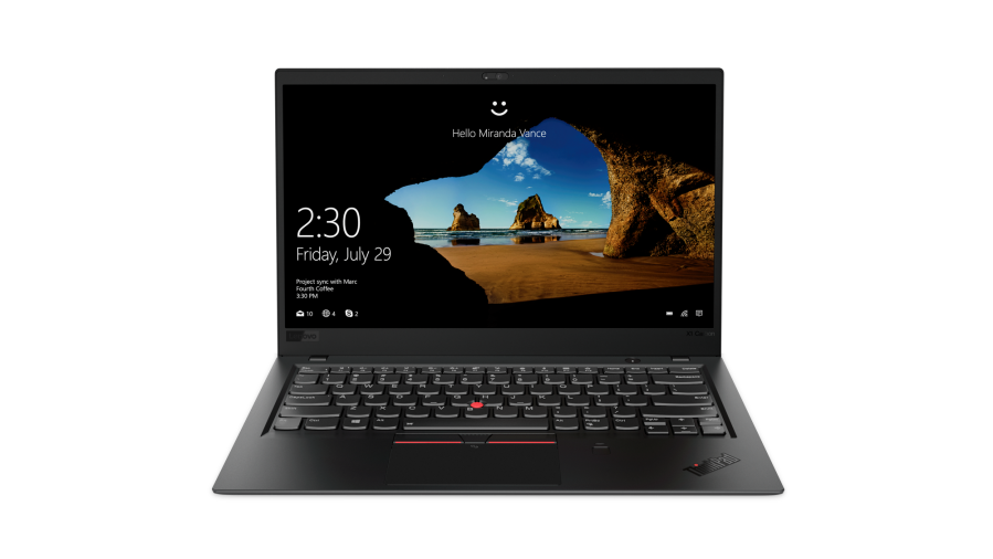 ThinkPad X1 Carbon Black 1