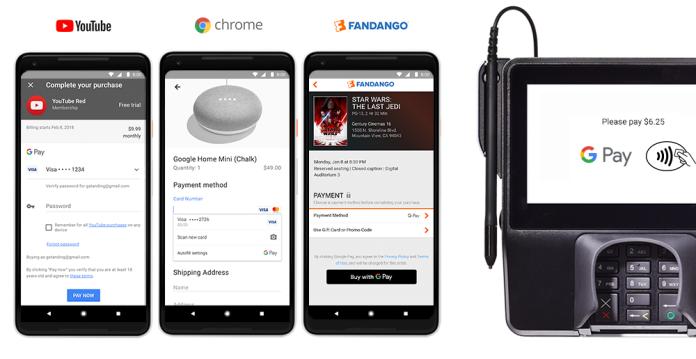 Google Pay Diluncurkan, Menggantikan Android Pay dan Google Wallet