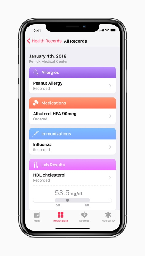 iPhone_X_Health_Records_screen_01232018