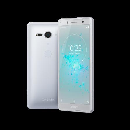 01_Xperia_XZ2 Compact_White Silver_Group