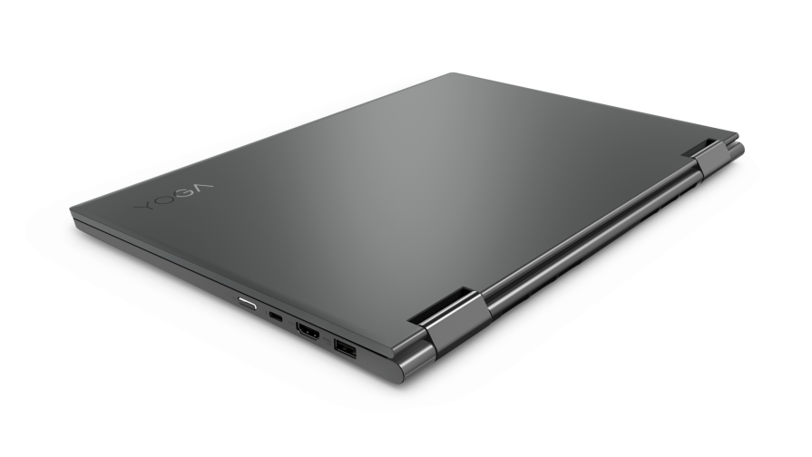 15-inch Lenovo Yoga 730 in Iron Grey