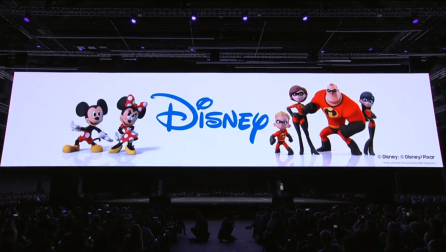 Samsung also somehow scored a partnership with Disney so you can turn into an animated Mickey Mouse or Incredibles character with AR Emoji. Poor Apple.