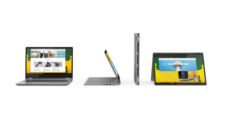 Versatile Lenovo Flex 14 2-in-1 convertible