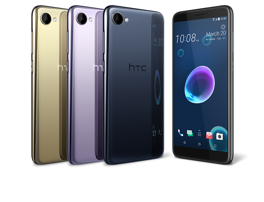HTC Desire 12 and Desire 12+ now official