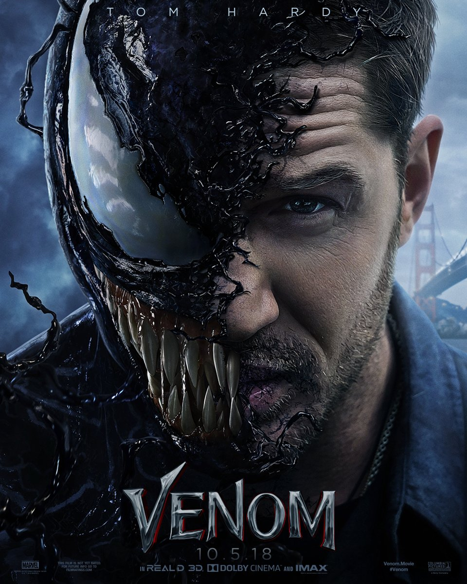 Venom footage leaks ahead of new trailer release