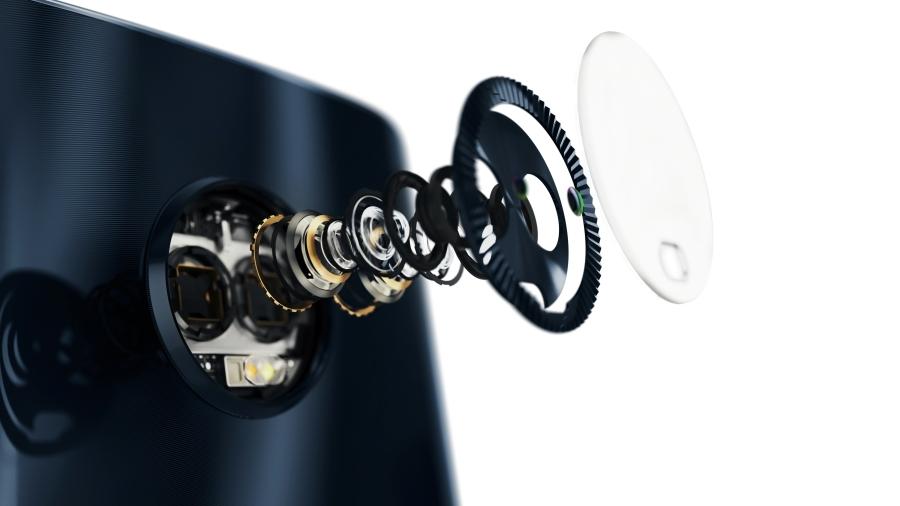MotoG6Plus-ROW DeepIndigo detail - Camera Lens